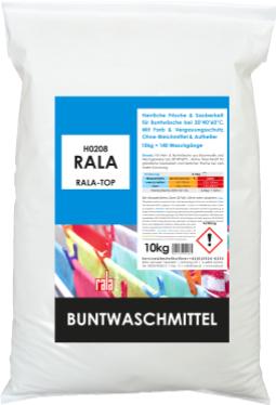 RALA-TOP Buntwaschmittel 10 kg