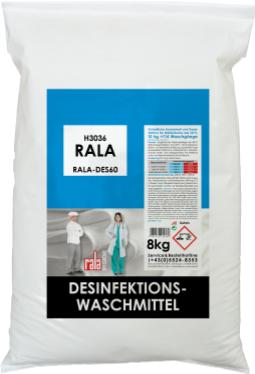 RALA-DES60 Desinfektionswaschmittel 8 kg