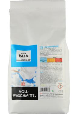 RALA-MAT Vollwaschmittel  2 kg