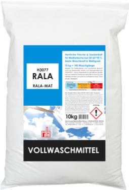 RALA-MAT Vollwaschmittel 10 kg