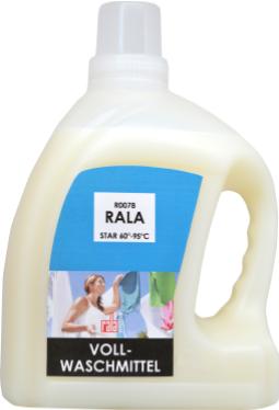 Rala Star PLUS Vollwaschmittel 3000ml