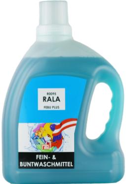 Rala Febu PLUS Buntwaschmittel  3000ml