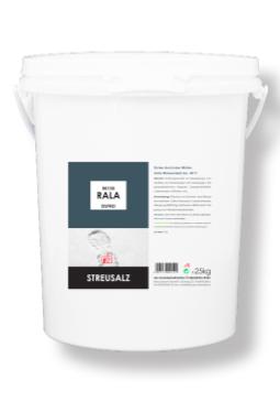 Rala Eisfrei Winter-Streusalz 25 kg -TP