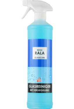 Rala Glass-Care Glasreiniger mit Abperleffekt 750ml