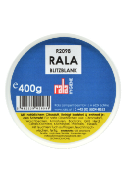 Rala Blitzblank Reinigungspaste PLUS 400g