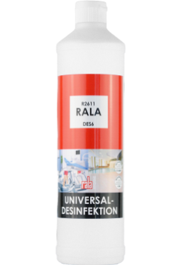 Rala DES6 Universaldesinfektion GF 750ml