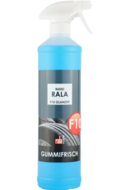 Rala F10 Auto Glanzfit Gummifrisch 750ml