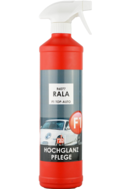 Rala F1 Top-Auto Hochglanz-Pflege 750ml+Pistole