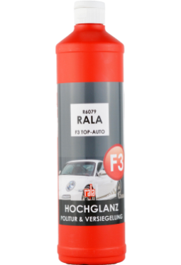 Rala F3  Top-Auto Hochgl-Versiegelung+Reinigung 750ml
