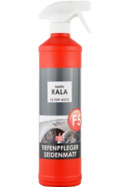 Rala F5 Top-Auto Tiefenpfleger seidenmatt 750ml+P