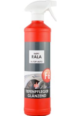 Rala F6 Top-Auto Tiefenpfleger glänzend 750ml +Pistole