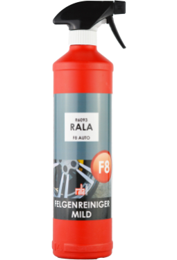 Rala F8 Top-Auto Felgenreiniger MILD 750ml
