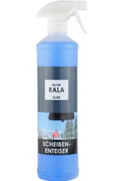Rala Klirr Auto Scheiben-Enteiser 750ml +Pistole