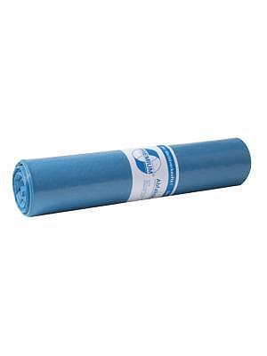 Abfallsack blau 10016 120 L 700x1100 25Stk extrastark