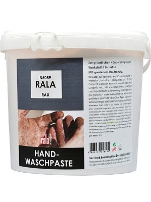 Rala Rax Handwaschpaste 2 kg
