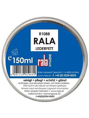 Rala Lederfett schwarz 150 ml