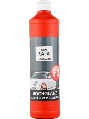Rala F3  Top-Auto Hochglanz-Versiegelung+Reinigung 750ml
